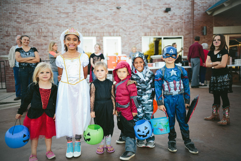 Sensory Friendly Halloween Ideas