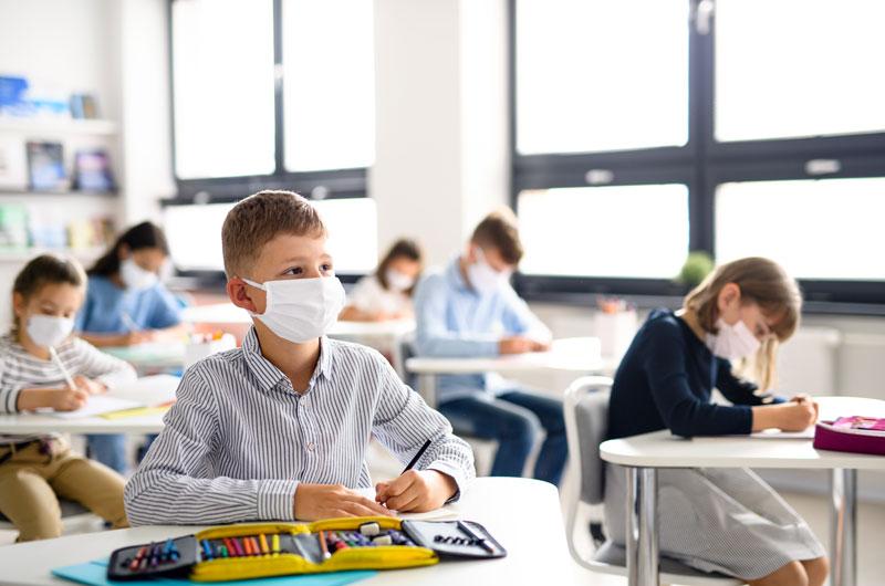covid 19 School Readiness for Autistic Children