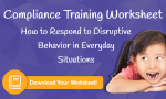 Compliance Training Worksheet