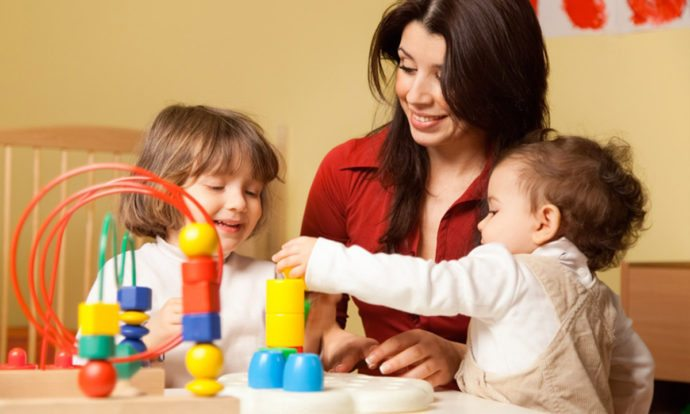 Preparing babysitter for child with autism